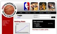 NBAHUNTERS.COM